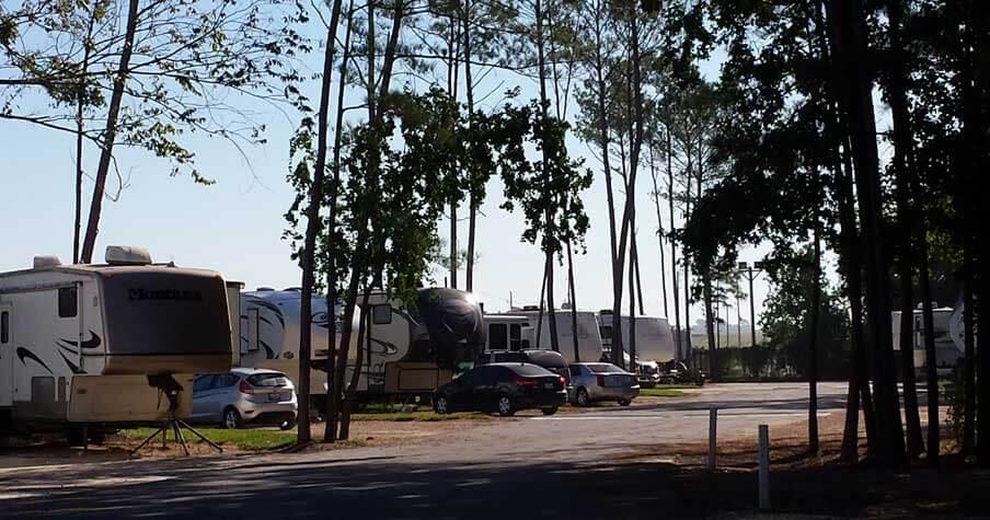 Sheldon Lake RV Resort Image Gallery 27